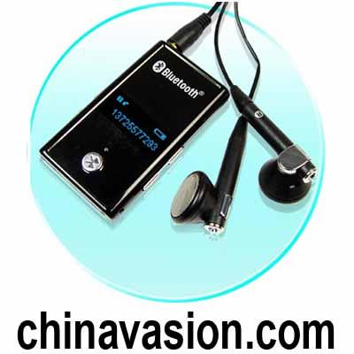 Caller ID Stereo Bluetooth Earphone
