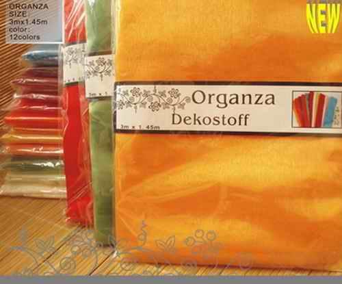 organza cloth