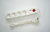 power strip with surge protection