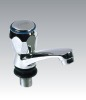 Zinc alloy chrome-plated water faucet (9811)