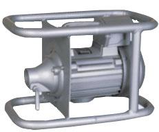 Motor withe Frame