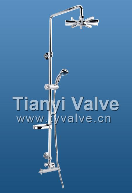 high quality shower bar