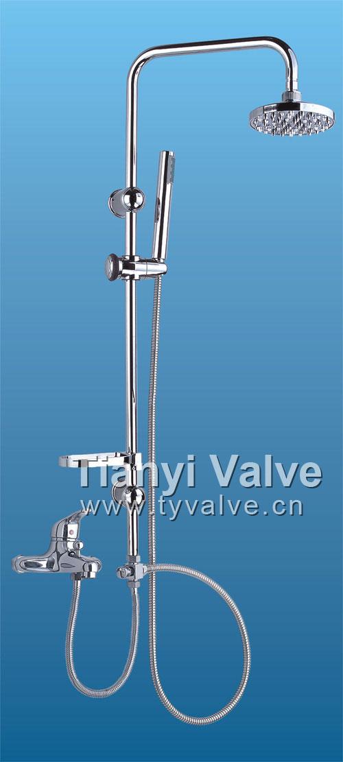 Shower Rail Set