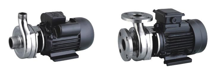 Corrosion resisting pump