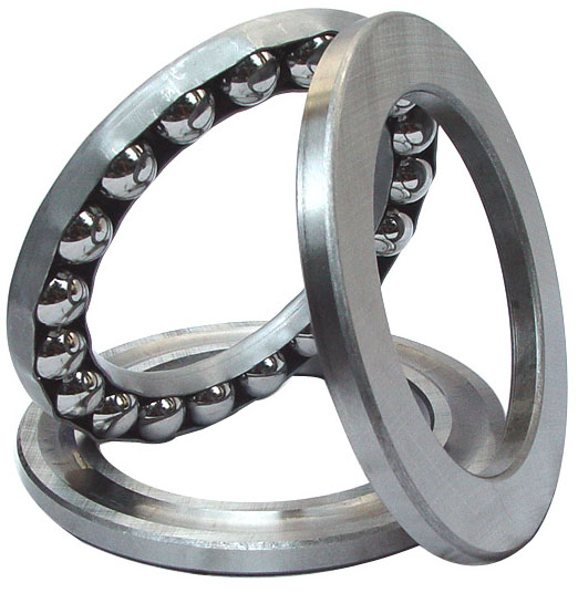 55*90*25mm Single-direction Thrust Ball Bearings 51211
