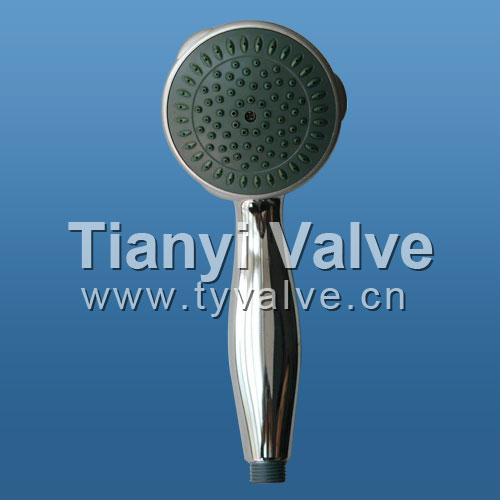 ABS handle shower head
