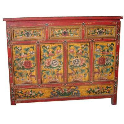 Antique Chinese cupboards