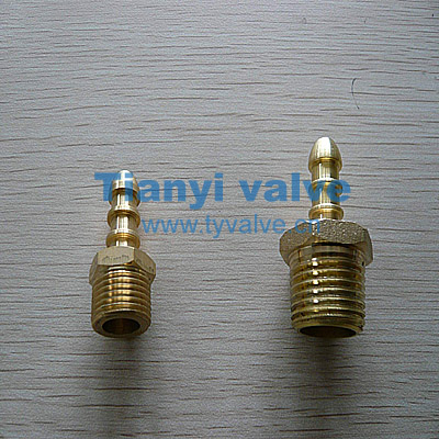 connector for gas line