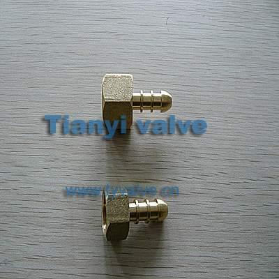 brass fitting male