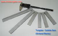 Tungsten Carbide bar
