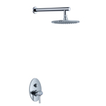 In-wall Single Function Shower Set
