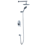 In-wall 2 Function Shower Set