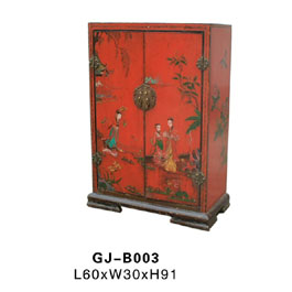 Old Mongolia Small Cabinet