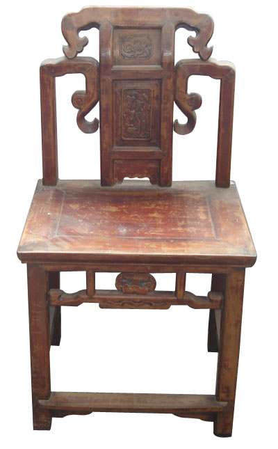 Antique Ming style Chair
