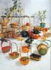 bamboo box, bamboo vase, bamboo wares