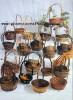 bamboo baskets, bamboo box, bamboo tray, bamboo vase, bamboo wares