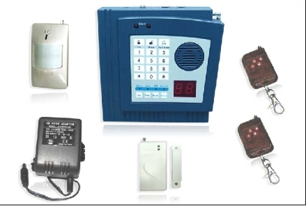 32 Wireless Defense Zone alarm