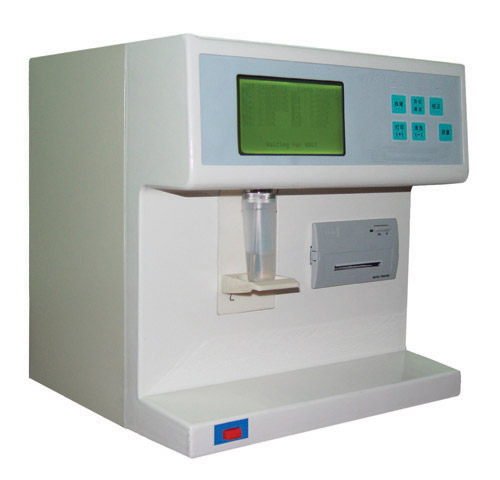 Semi-automatic Hematology