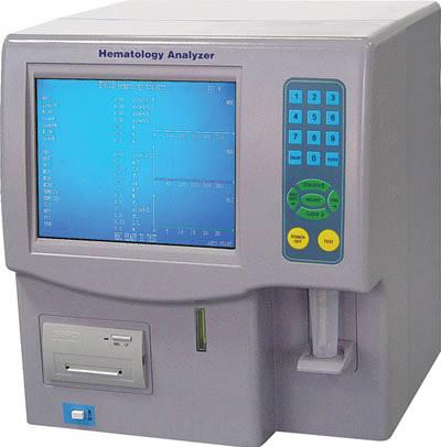 Semi-automatic Analyzer