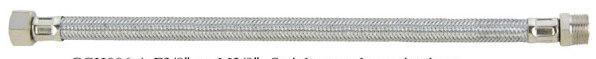 stainless steel weaving hose
