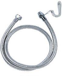 Stainless steel single lock women washer hose