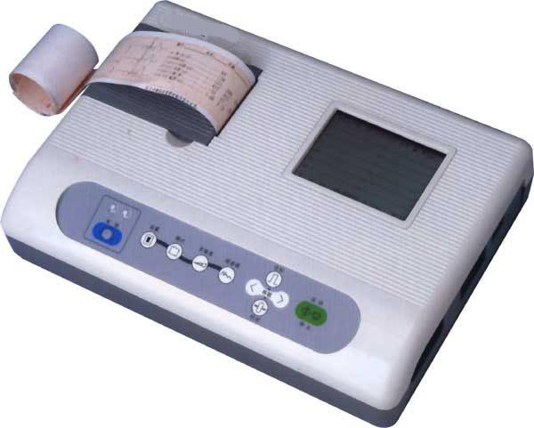 Digital  Electrocardiograph