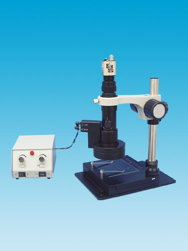 zoom video microscope