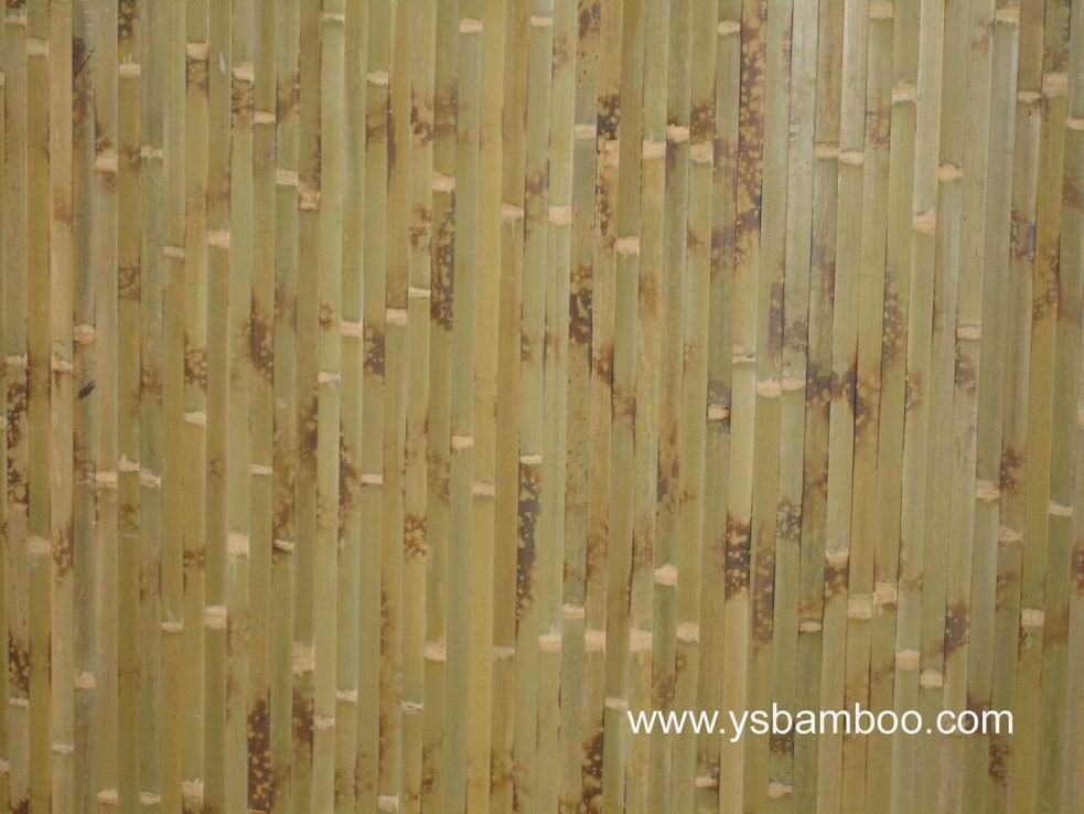 tiger pattern bamboo wallpaper