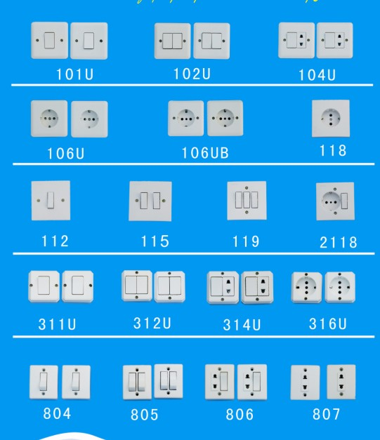 all kinds of switches manufacturer from China Zhejiang Tongchun ...