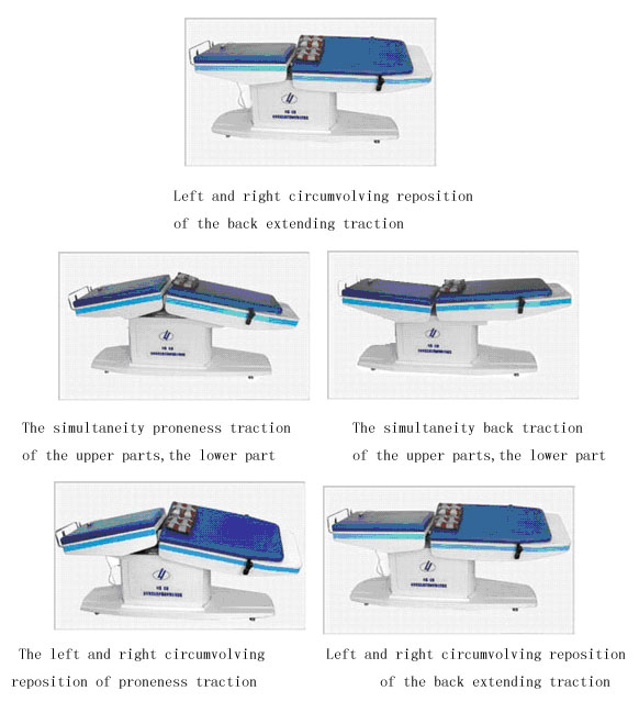 Lumbar traction