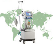 ICU USE Ventilator