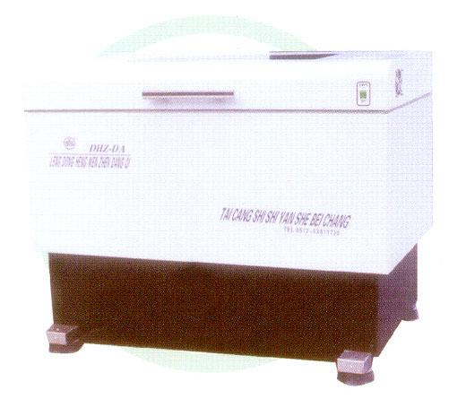 vertical  oscillator