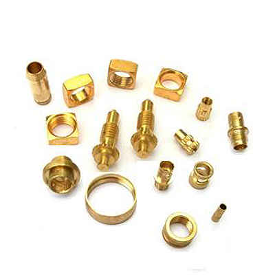 brass nut with/out plating
