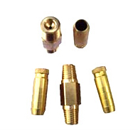 Brass Precision Part