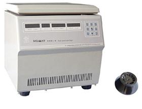 centrifuge hematocrits