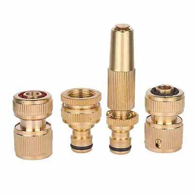 Watering Accessories Kit Brass