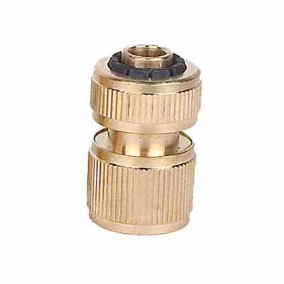Brass Hose Quick Connector