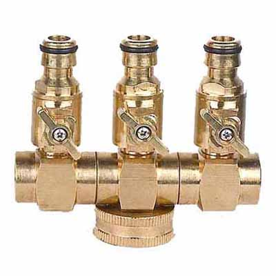 Hose manifolds-3ways