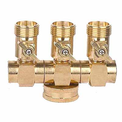 Hose Fitting Valve