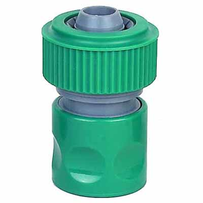 plastic garden hose fitting