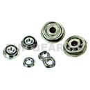 Metric-Flange bearings