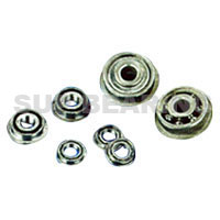 MR Series Flange bearings
