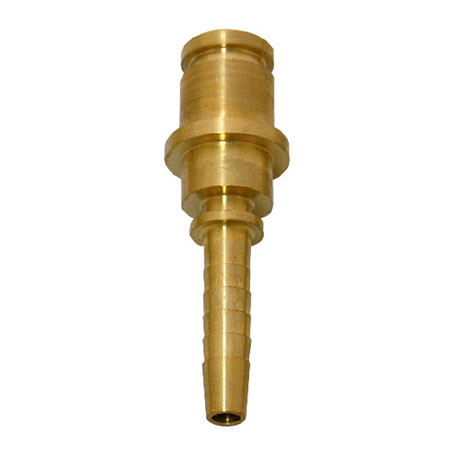 barb end brass fittings