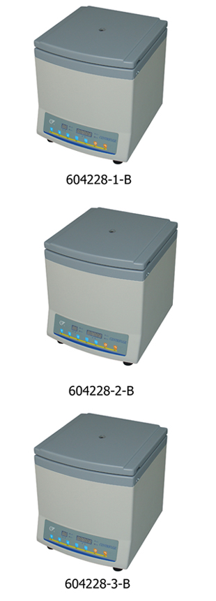 Table-top  filter centrifuge