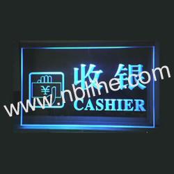 Acrylic Cashier