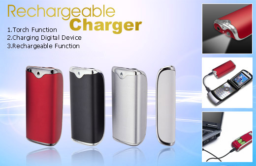 Emergency mobile charger