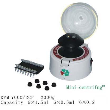 Mini-Centrifng