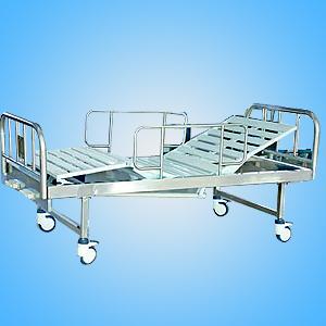 steel bedside