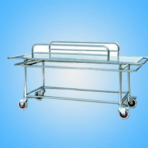 universal wheel stretcher trolley