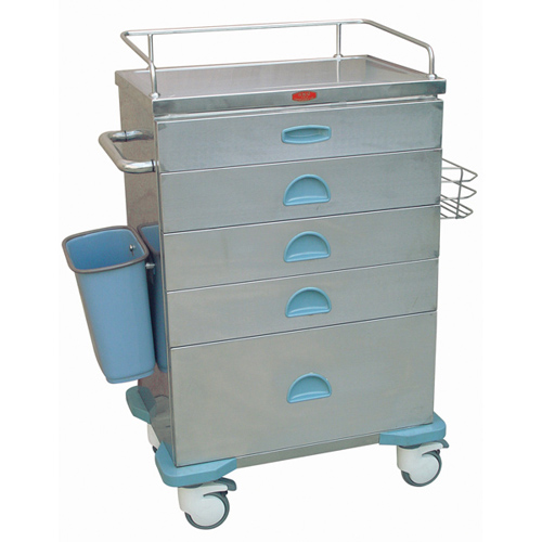 medicine delivery trolley